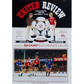 Luton Town<br>19/03/86
