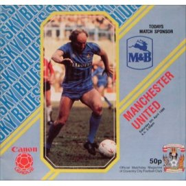 Coventry City<br>05/04/86
