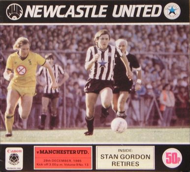 Newcastle United<br>16/04/86