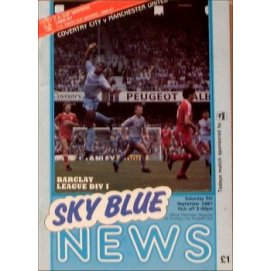 Coventry City<br>05/09/87
