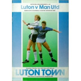 Luton Town<br>03/10/87