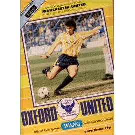 Oxford United<br>02/05/88