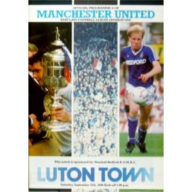 Luton Town<br>17/09/88