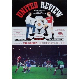 Rotherham United<br>12/10/88