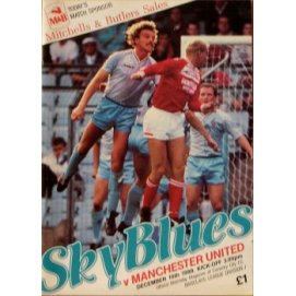 Coventry City<br>10/12/88
