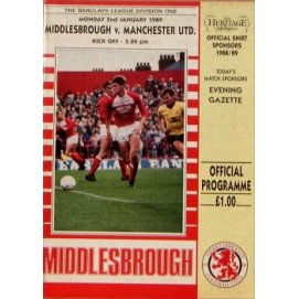 Middlesbrough<br>02/01/89