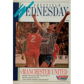 Sheffield Wednesday<br>11/02/89