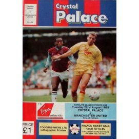 Crystal Palace<br>22/08/89