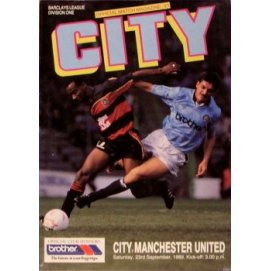 Manchester City<br>23/09/89