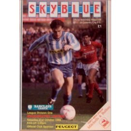 Coventry City<br>21/10/89