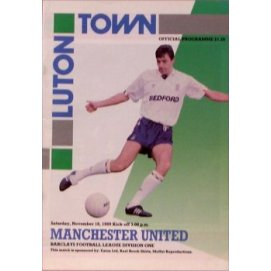 Luton Town<br>18/11/89