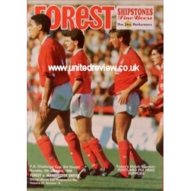 Nottingham Forest<br>07/01/90