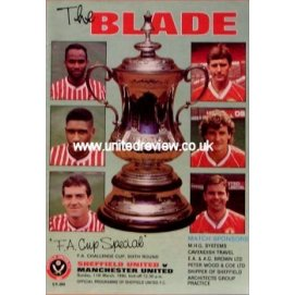 Sheffield United<br>11/03/90