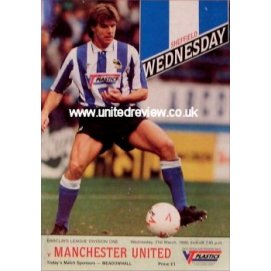 Sheffield Wednesday<br>21/03/90