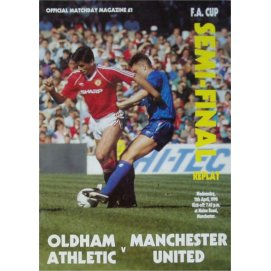 Oldham Athletic<br>11/04/90