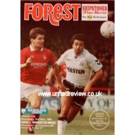 Nottingham Forest<br>02/05/90