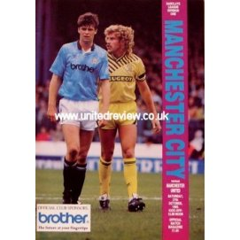 Manchester City<br>27/10/90