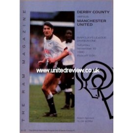 Derby County<br>10/11/90
