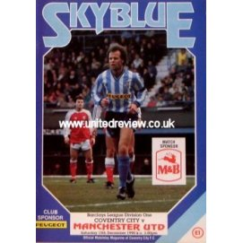 Coventry City<br>15/12/90