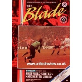 Sheffield United<br>26/02/91