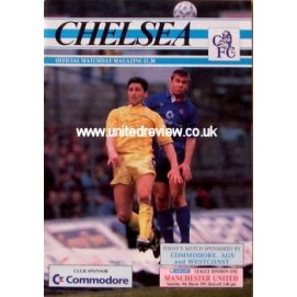 Chelsea<br>10/03/91