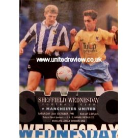 Sheffield Wednesday<br>26/10/91