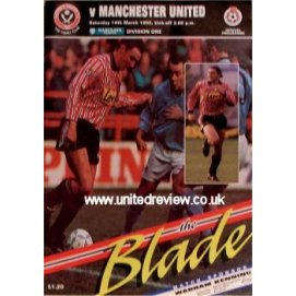 Sheffield United<br>14/03/92