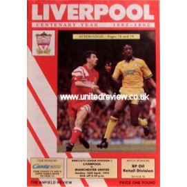 Liverpool<br>26/04/92