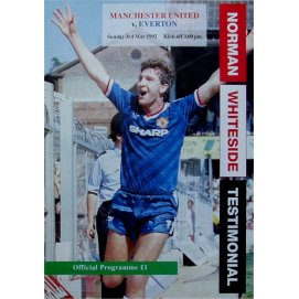 Norman Whiteside<br>03/05/92