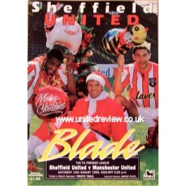 Sheffield United<br>15/08/92