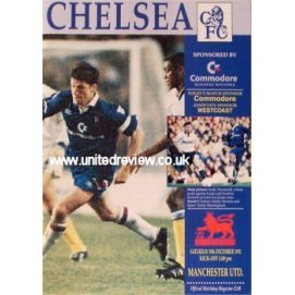 Chelsea<br>19/12/92