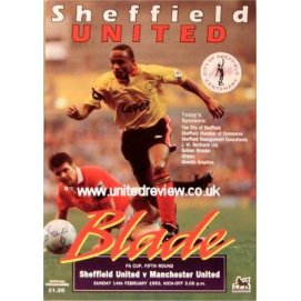 Sheffield United<br>14/02/93