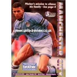 Manchester City<br>07/11/93