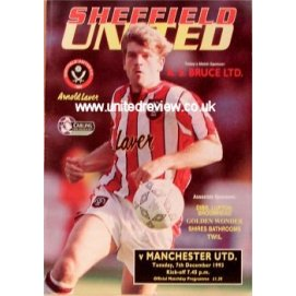 Sheffield United<br>07/12/93