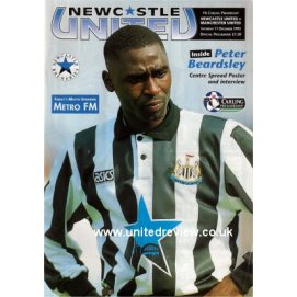Newcastle United<br>11/12/93
