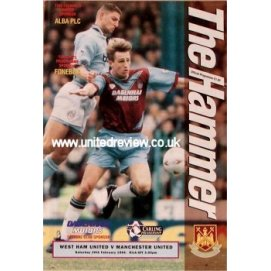 West Ham United<br>26/02/94