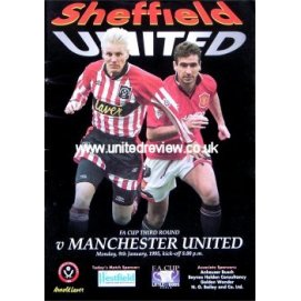 Sheffield United<br>09/01/95