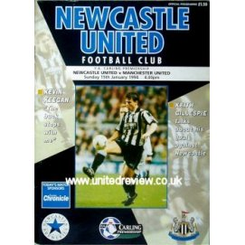 Newcastle United<br>15/01/95