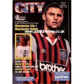 Manchester City<br>11/02/95