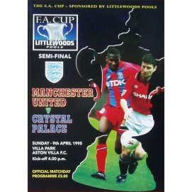Crystal Palace<br>09/04/95