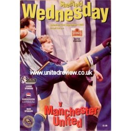 Sheffield Wednesday<br>23/09/95