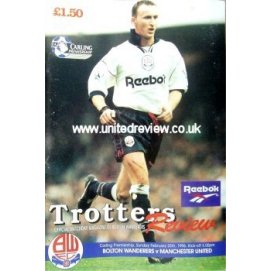 Bolton Wanderers<br>25/02/96