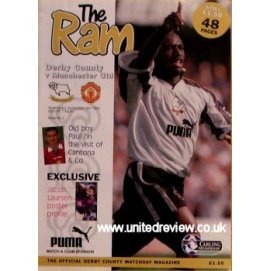 Derby County<br>04/09/96