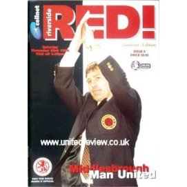 Middlesbrough<br>23/11/96