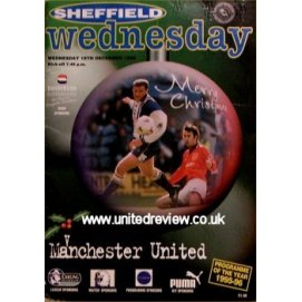 Sheffield Wednesday<br>18/12/96