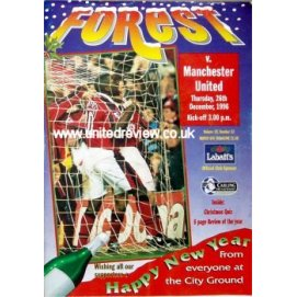 Nottingham Forest<br>26/12/96