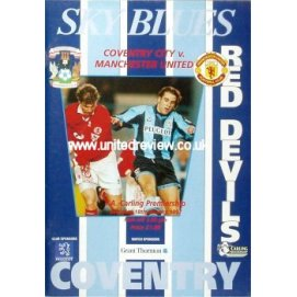Coventry City<br>18/01/97