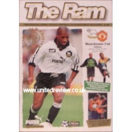 Derby County<br>18/10/97