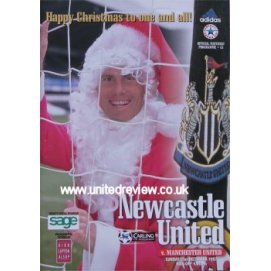 Newcastle United<br>21/12/97