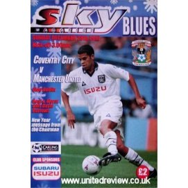 Coventry City<br>28/12/97